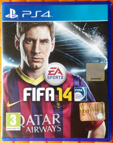 Gioco ORIGINALE FIFA 14 per PS4
