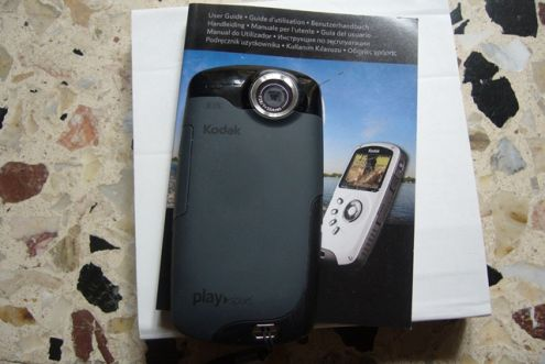 Video Foto Camera Kodak PlaySport HD1080 - Foto 2