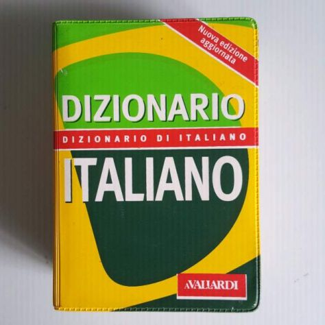 Mini Vocabolario Avallardi Italiano