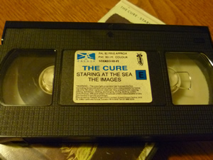 The Cure - Staring At The Sea - The Images VHS - Foto 3