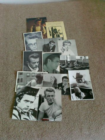 cartoline viaggiate e usate james dean