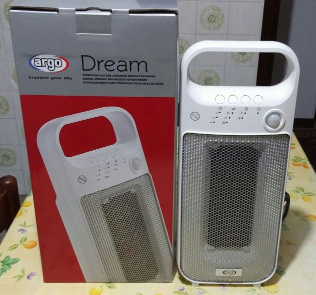 ARGO DREAM (TERMOVENTILATORE)