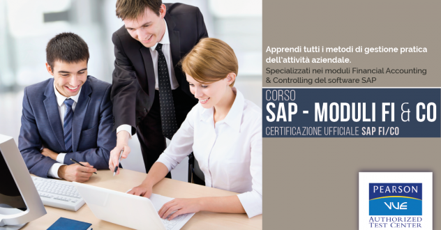 Corso Professionale SAP - Moduli FI/CO