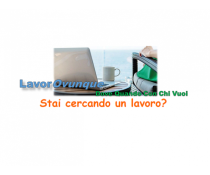 LAVOROVUNQUE.IT -