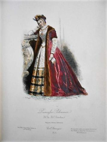 Illustrations of English and foreign costume engr. by P … - Foto 4 - libri - dispense - fumetti Salerno