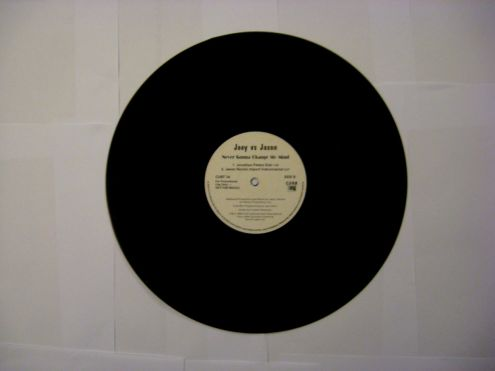 45 rpm (EP) del 1998-Joey Vs Jason-Never Gonna Change My Mind - Foto 5