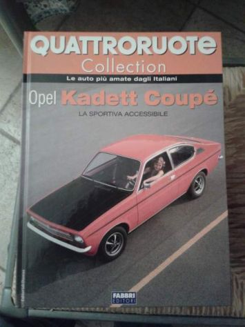 Monografie Quattroruote Collection (fiat,alfa etc) - Foto 3
