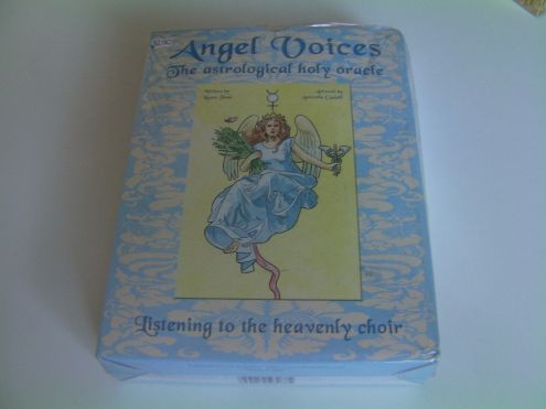 Angel Voices: The Astrological Holy Oracle