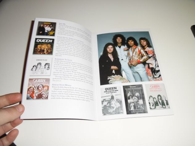 "DvdComeNuovoOriginaleCompletoConcerto:Queen""Greatest Video Hits 1&quot … - Foto 5"
