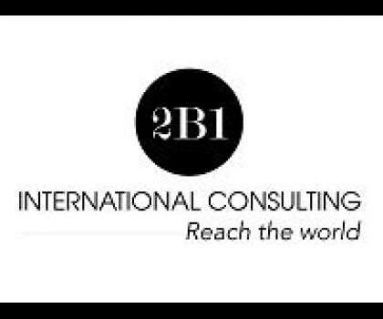 2B1 INTERNATIONAL CONSULTING -