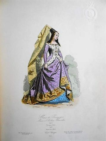 Illustrations of English and foreign costume engr. by Pauquet - Foto 2