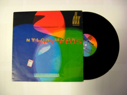 45 rpm (EP) originale del 1996-Nylon Moon-Sky Plus