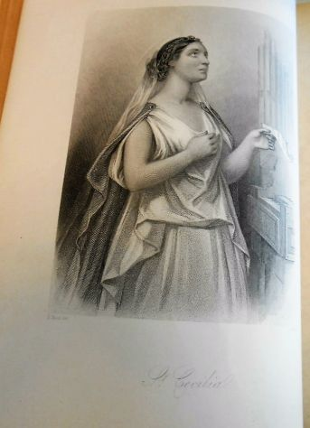 Portrait Gallery of Women. Vol. 1°1875/Galleria di inci … - Foto 6 - libri - dispense - fumetti Salerno