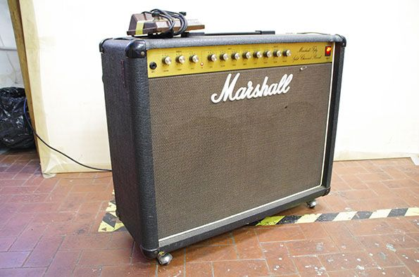amplificatore Marshall fifty