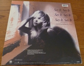 E.G.Daily - Say it, say it - 45rpm specialMaxiVersion
