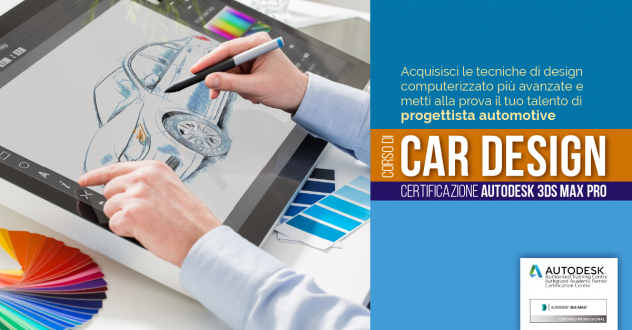 Corso Professionale CAR DESIGN
