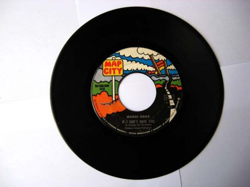 45 giri del 1970-Mardi Gras-girl i 've got new for you - Foto 3