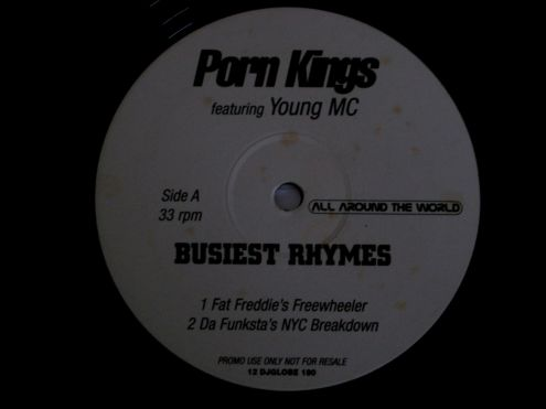 33 giri promo originale-Porn Kings-Busiest Rhymes - Foto 4