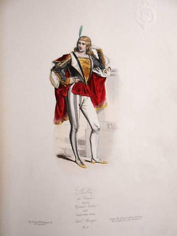 Illustrations of English and foreign costume engr. by Pauquet - Foto 3