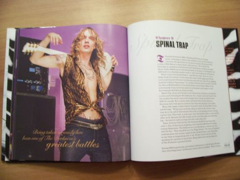 THE DARKNESS: Permission to Rock!:The Unofficial Book by Jason Arnopp - Foto 3
