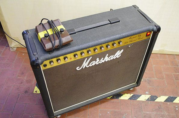 amplificatore Marshall fifty - Foto 2