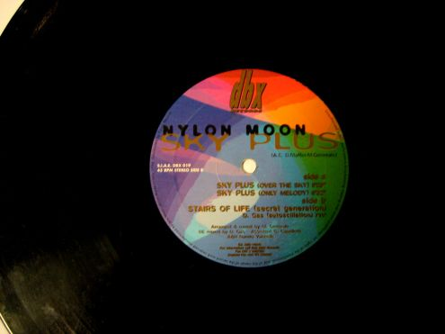 45 rpm (EP) originale del 1996-Nylon Moon-Sky Plus - Foto 3