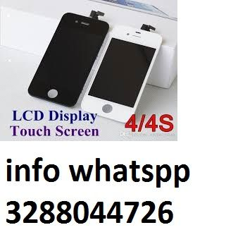 lcd iphone 4 4s touch screen + cornice tutt