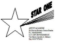 STAR ONE  AFFITTACAMERE