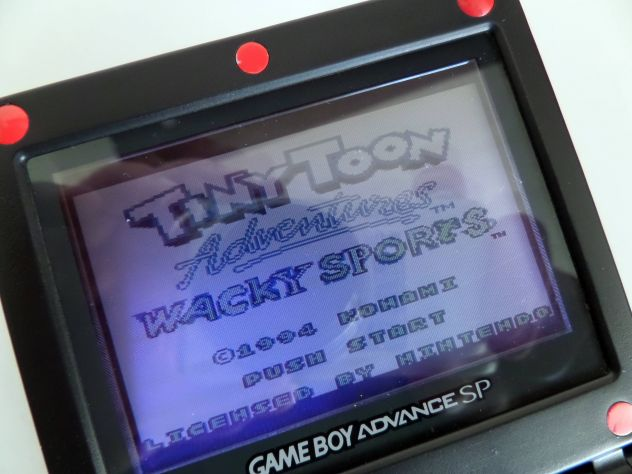 Cartuccia Game Boy Color / Advance. Multigioco 32 giochi in 1 - Foto 7