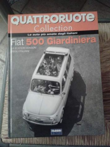 Monografie Quattroruote Collection (fiat,alfa etc)