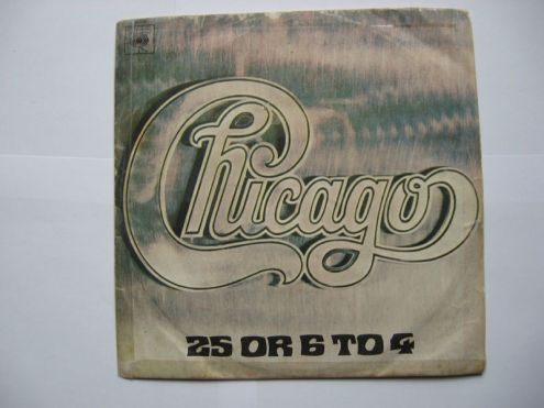 45 giri del 1970-Chicago-25 or 6 to 4