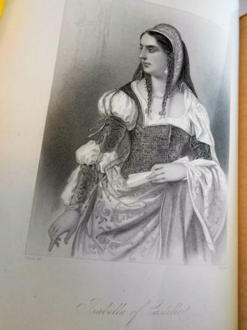Portrait Gallery of Women. Vol. 1°1875/Galleria di inci … - Foto 8 - libri - dispense - fumetti Salerno
