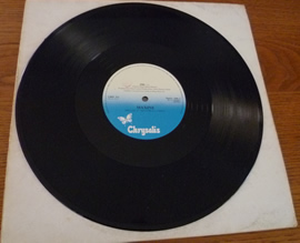 Debbie harry-rush rush/maxine-1984 12'' special mix for d.j only - Foto 2