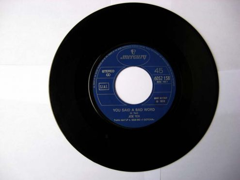 45 giri del 1972-Joe Tex-takin 's a change - Foto 2