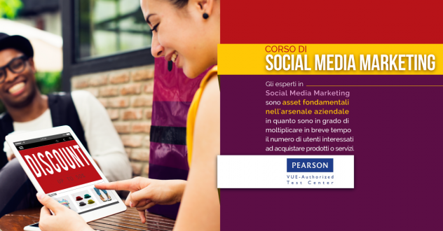 Diventa esperto in Social Media Marketing