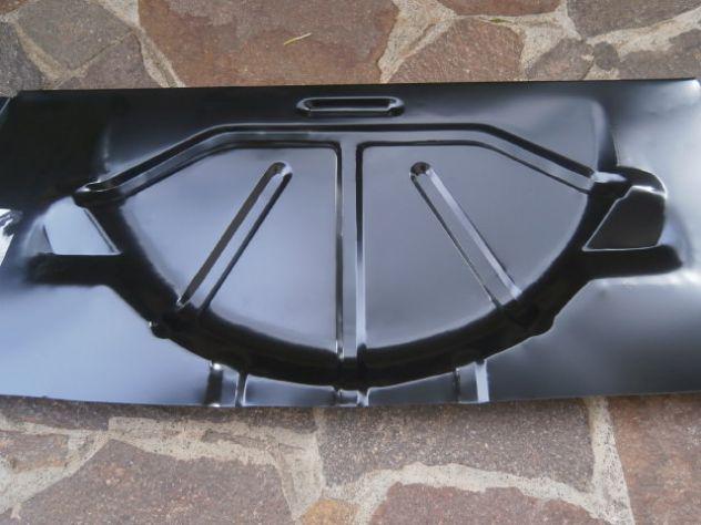 """Rivestimento anteriore Fiat 600d 600f vano anteriore ruota di scorta """" … - Foto 8"""