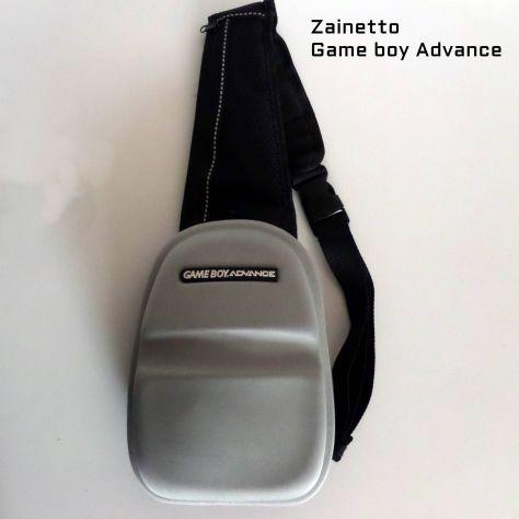 Zainetto GameBoy Advance (tracolla regolabile) vari scomparti