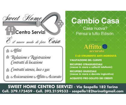 SWEET HOME CENTRO SERVIZI