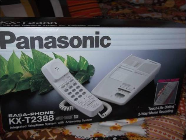TELEFONO - PANASONIC - NUOVO Nuovo