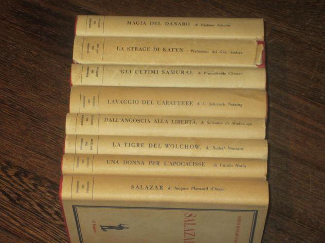 Libri del Borghese 41 volumi - 1966-1974 - Foto 2