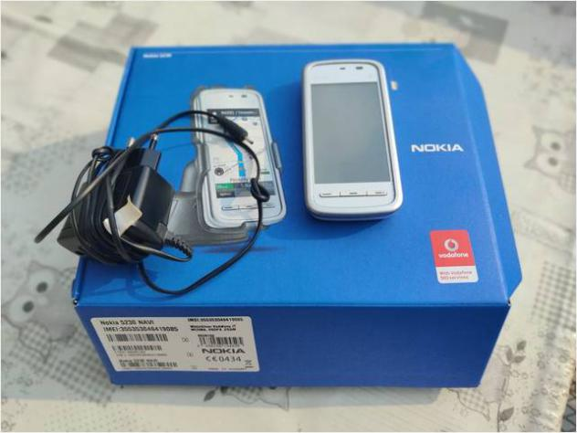 Nokia 5230 Nav Usato