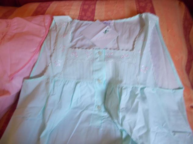 5 camicie da notte + 1 pigiama - Foto 3