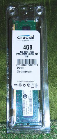 banco memoria Crucial 4GB - Foto 7