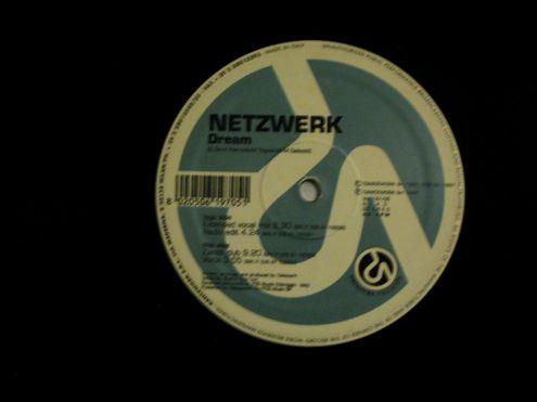 33 giri originale del 1997-NETZWERK dream - Foto 5