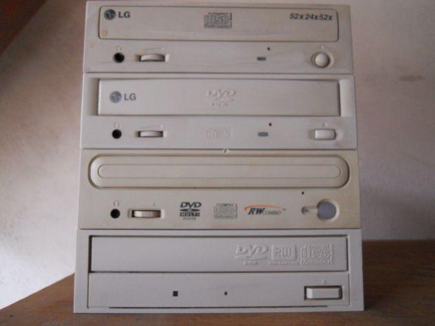 4 lettori/masterizzatori CD-DVD - Foto 2