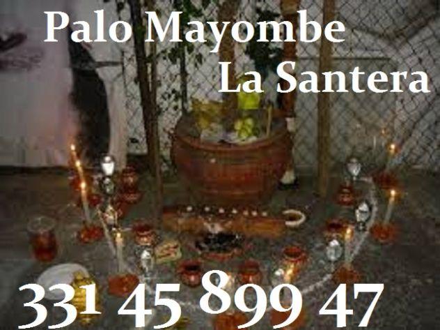 La santera  legamenti d' coppia.separAzione rituali PALO MAYOMBE