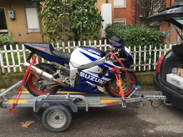 Trasporto moto e noleggio carrello porta moto