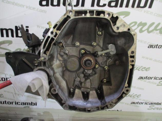 8200459875 CAMBIO MECCANICO RENAULT CLIO 1.5 D 5M 63KW (2007) RICAMBIO USATO