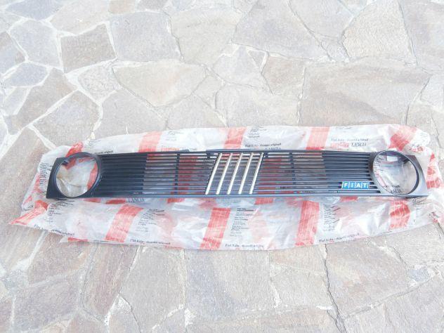 Mascherina anteriore Fiat ritmo 2 fari seconda serie   Front grille Fiat ritmo 2