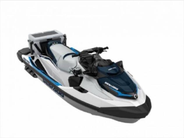 moto d'acquaSea Doo GTX FISH PRO 170 WHITE &